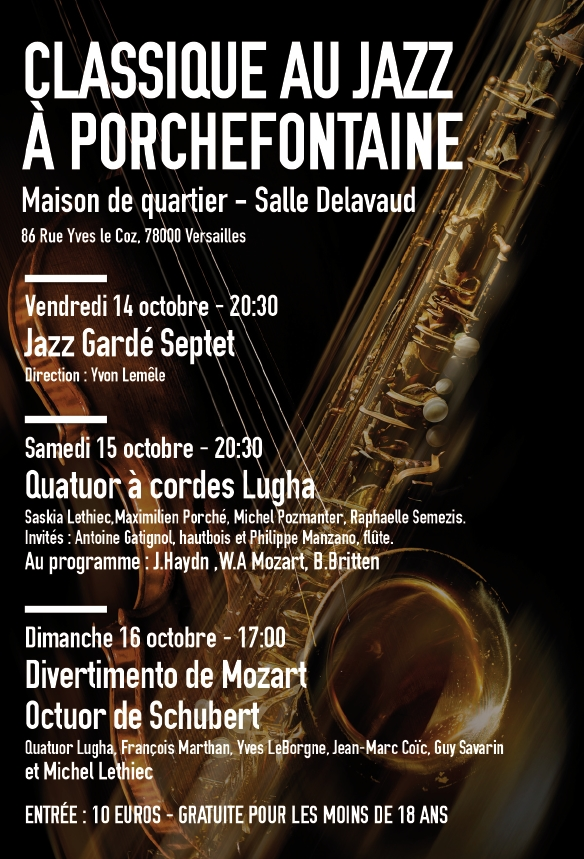 Classqiue au Jazz Porchefontaine 2